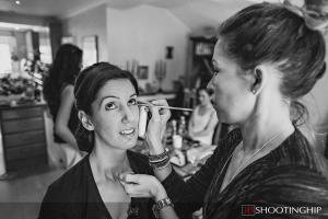 Top bridal make-up artist in Surrey